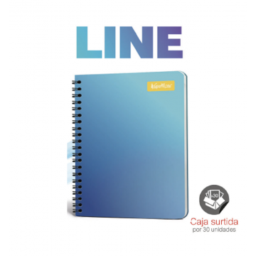 Cuaderno Line - Covermate...